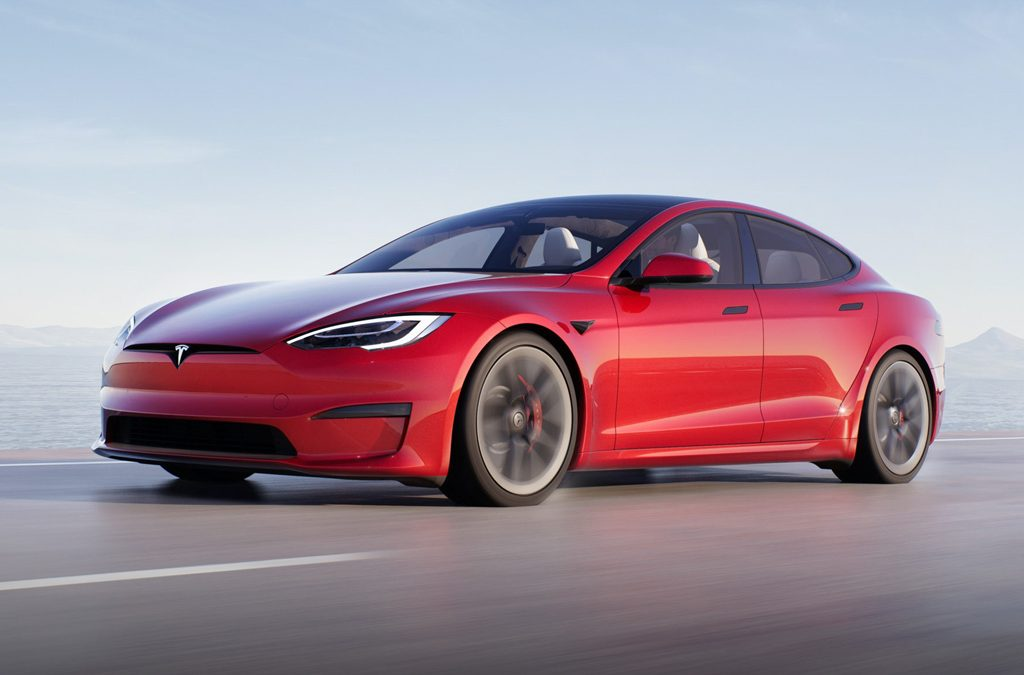 You Can Now Buy a Tesla with Bitcoin, but Read the Fine Print