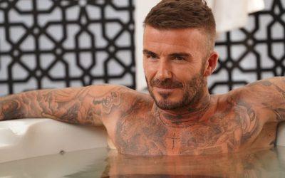 A Guide to David Beckham's 60 Plus Tattoos
