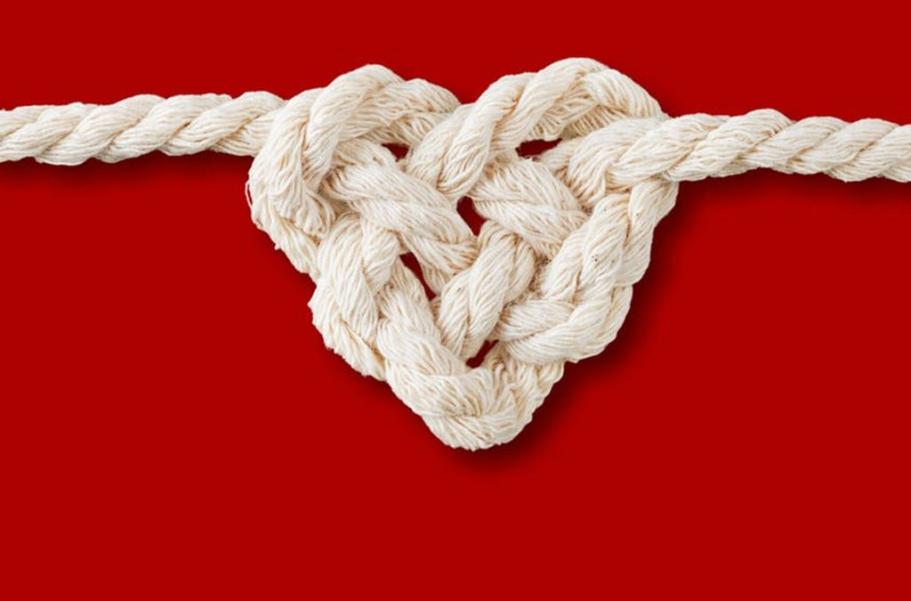 Your relationship may be better than you think – find the knot