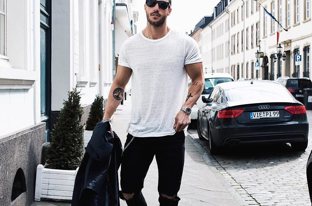 46 Urban Street Style Outfits For Men in 2021