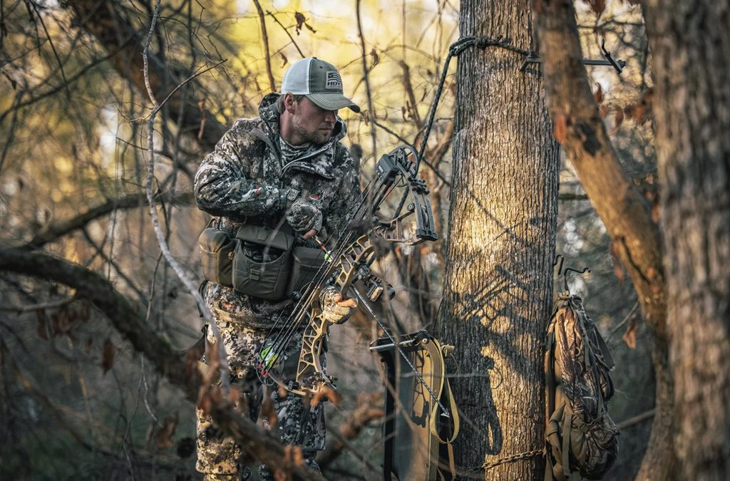 The Ventum 33 is Hoyt's best compound bow to date