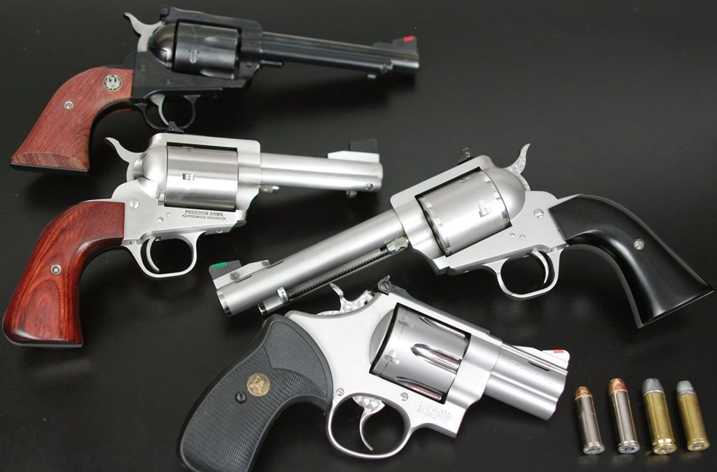 Best Revolvers for Hunters