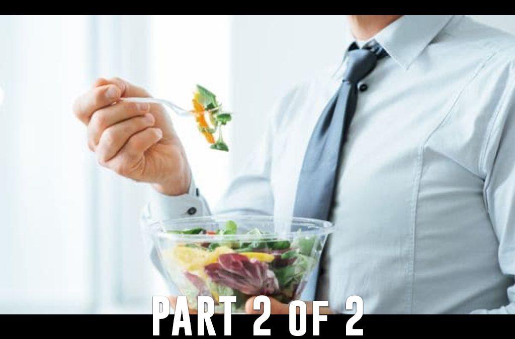 50 Best Foods for Men: Part 2