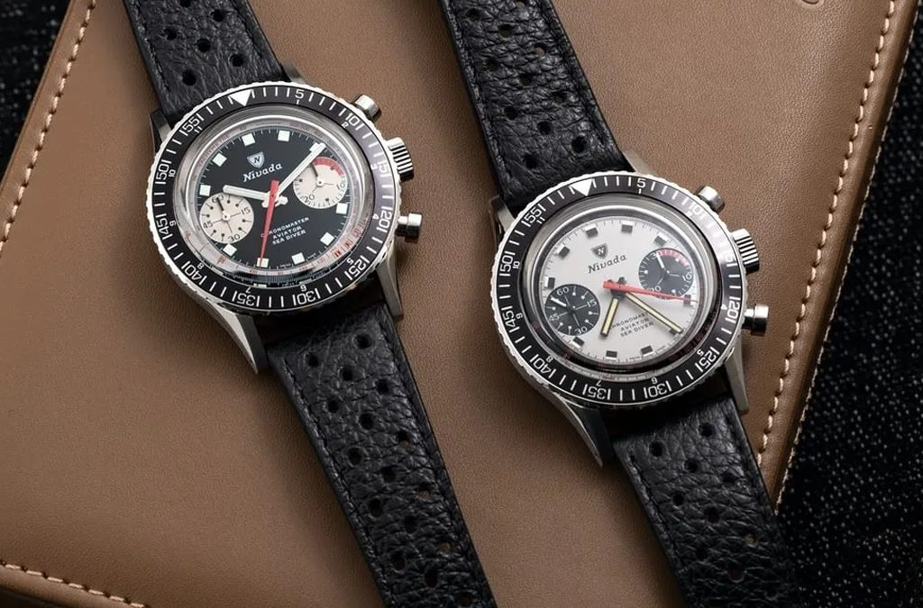 Watch of the Week: Nivada Grenchen Valjoux 23 VZ Limited Edition Makes Vintage New Again