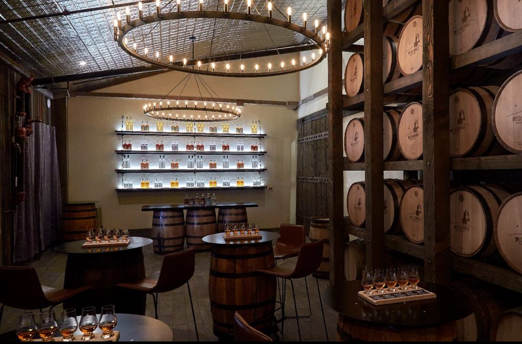 What It's Like to Blend Your Own Bourbon at Breckenridge Distillery's Founder's Lab