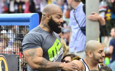 Bodybuilding Legend C.T. Fletcher Shared His Secrets to Maintaining Muscle at 62