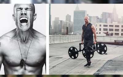 Anger Management: The Best Heavy-Lifting Workouts to Blow off Steam